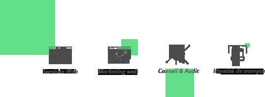 Devis agence web Site PROS création de site internet - référencement naturel SEO