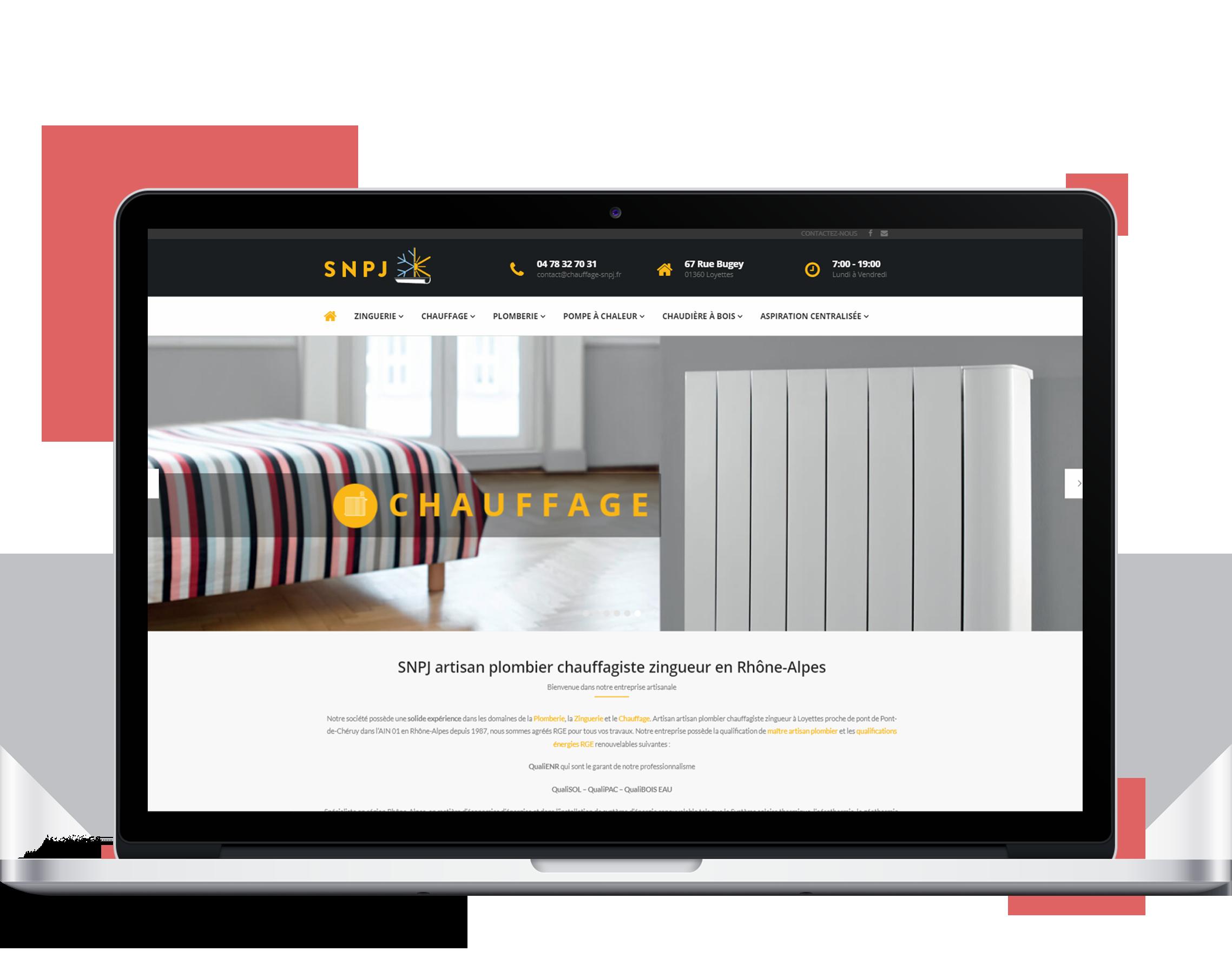 Création de site internet à Meyzieu - référencement naturel à Meyzieu - Site PROS à Pusignan en Rhône-Alpes